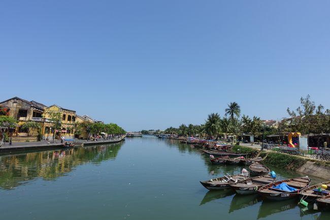 Fluss durch Hoi An