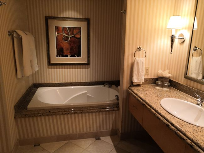 Unsere Suite in Shreveport