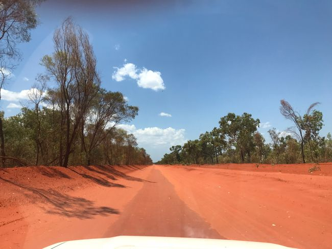 dirt roads ... more and more dirt roads shaking me ....