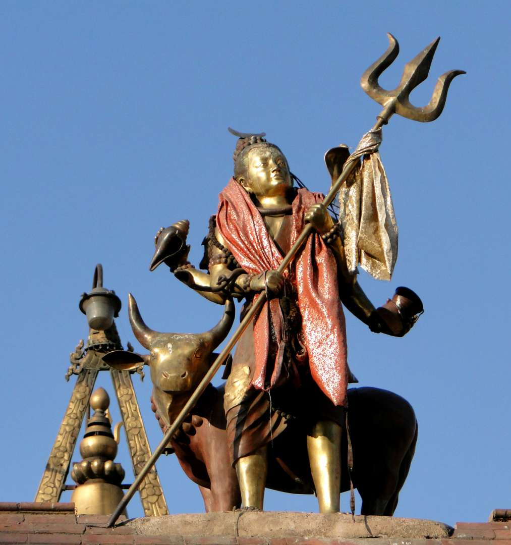 Gott Shiva- der Zerstörer und der Erneuerer