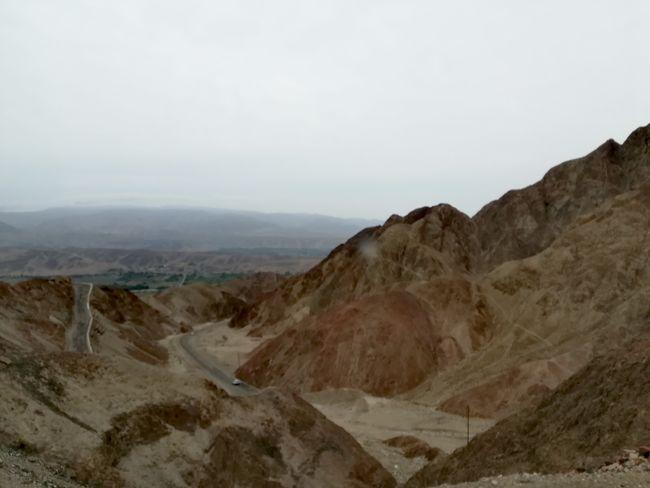 Der Weg nach Nazca