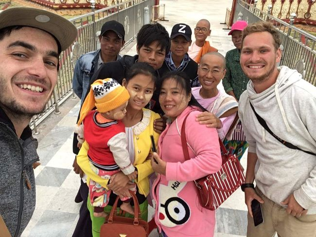 Day 251 Geister(Haupt)stadt Naypyidaw