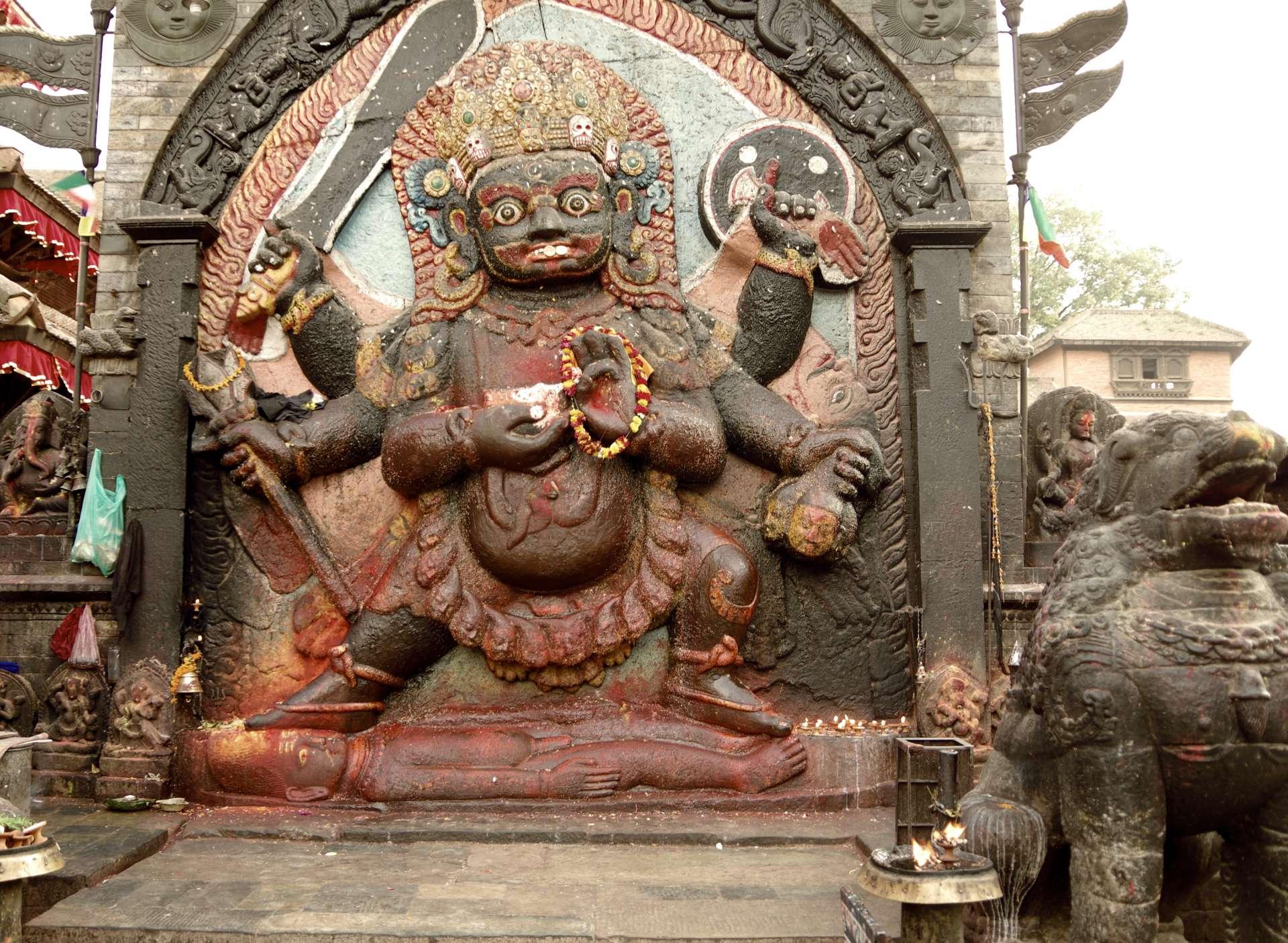 Hanuman Dhoka