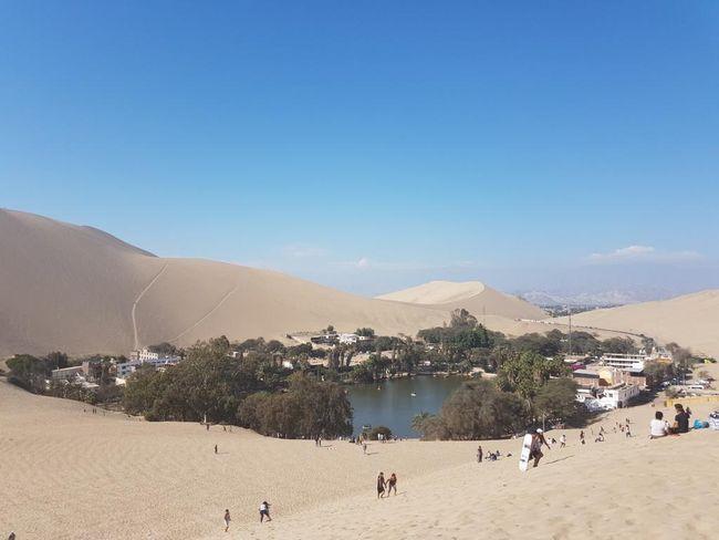 Oase Huacachina