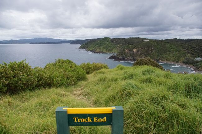 Tapeka Point Track