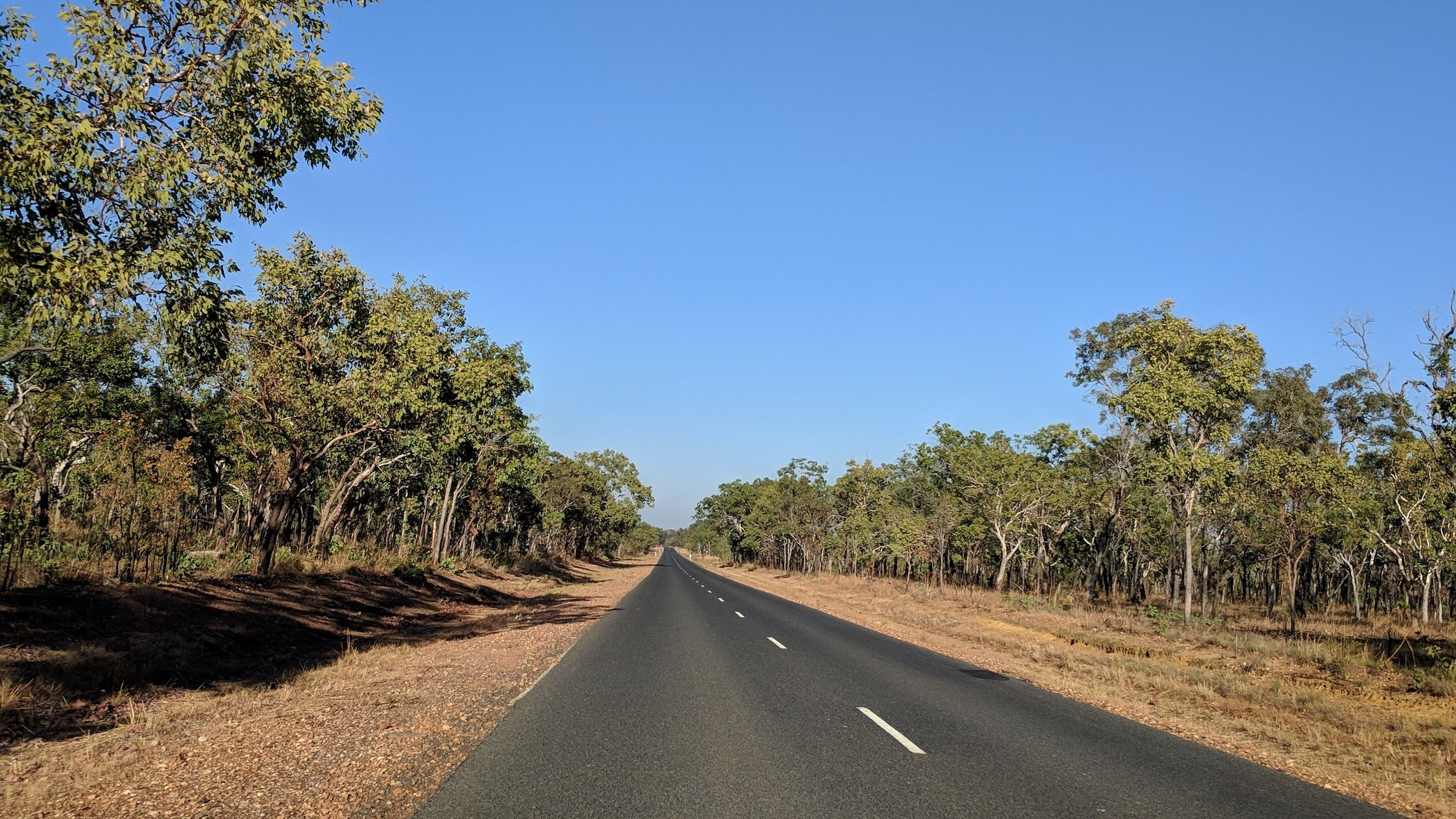 Unterwegs zum Litchfield National Park