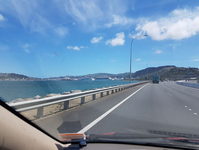 Highway nach Wellington