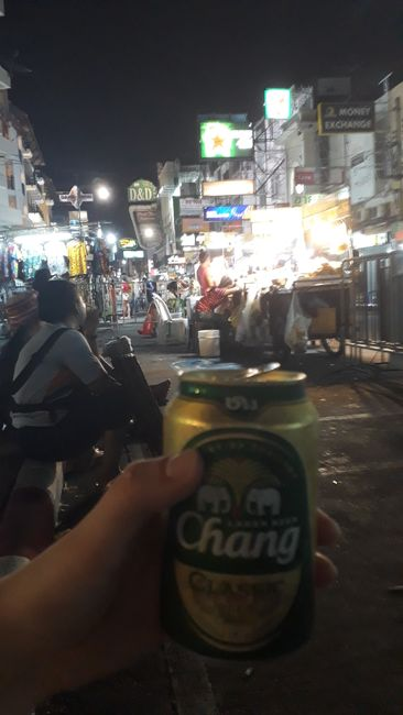 Khao San Party Road