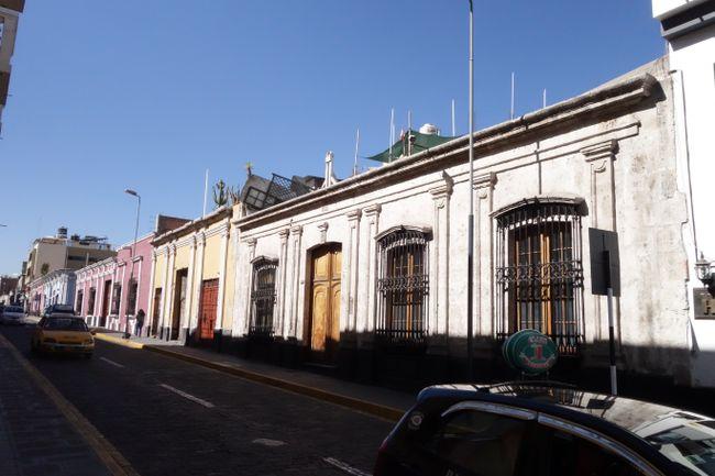 Stadtbild Arequipa