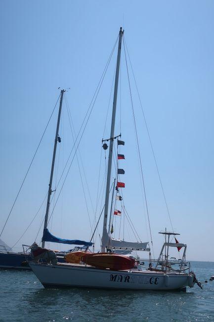 Segelschiff MarDulce