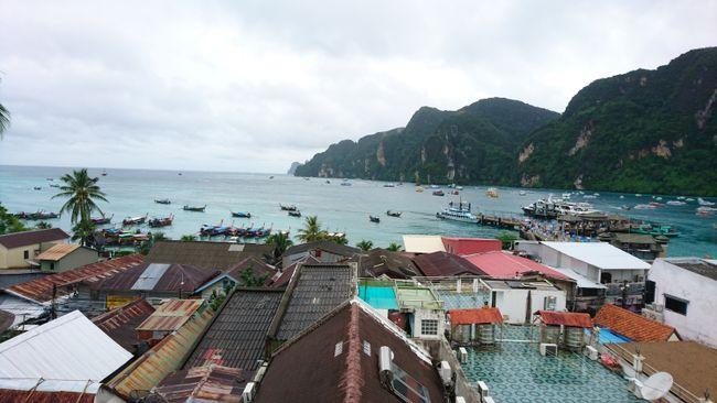 Hafen Ko Phi Phi