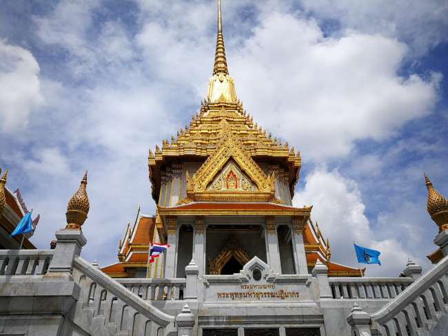 Tempel des goldenen Buddh