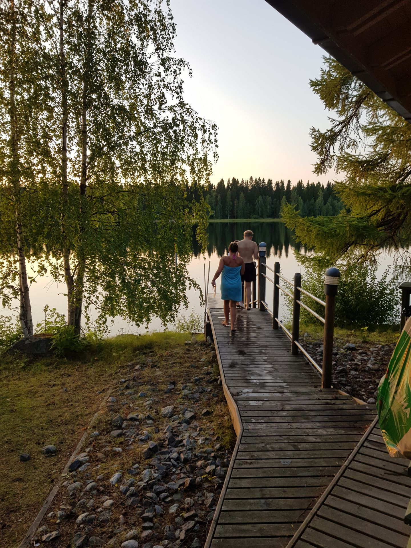 Das Erste Mal Finnische Sauna Vakantio