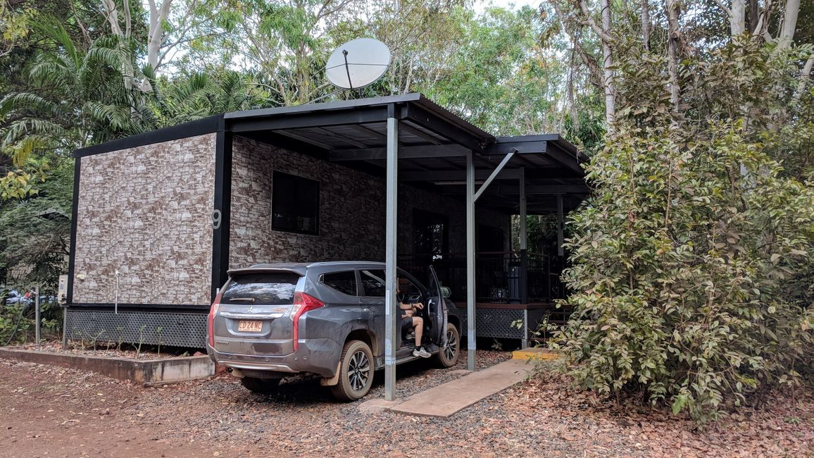 Litchfield Tourist Park - Large Ringer´s Cabin