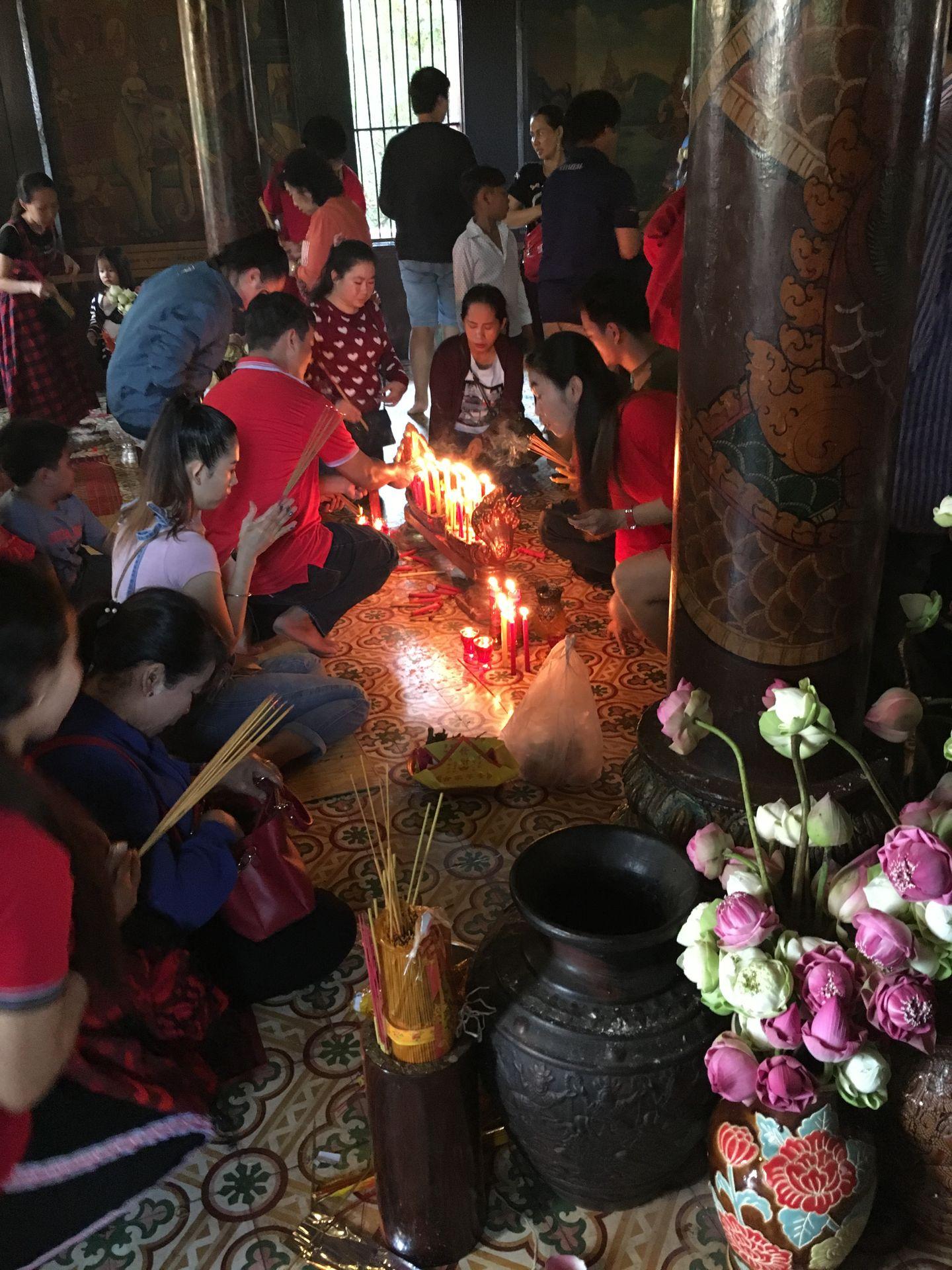 chinesisches Neujahr- Phnom Penh – Vakantio