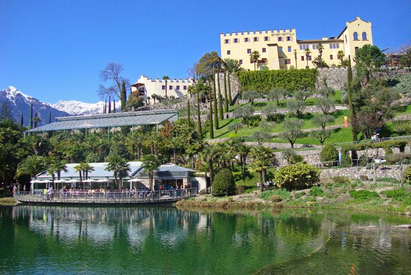 Schloss Trauttmansdorff Südtirol – Vakantio