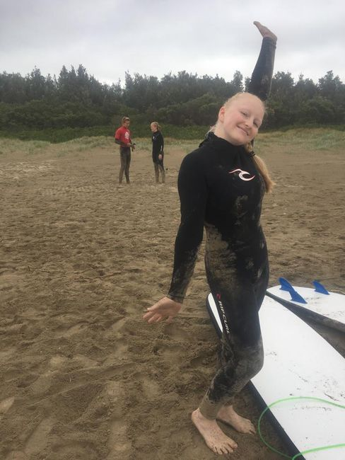 Surfcamp Tag 3