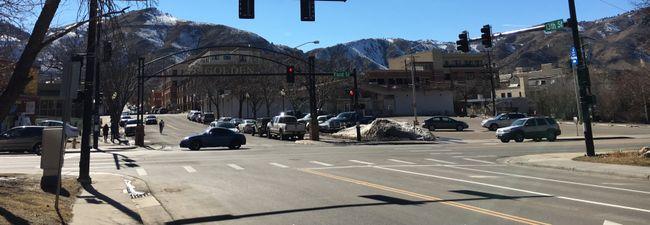 Golden, Colorado & Rockie Mountains