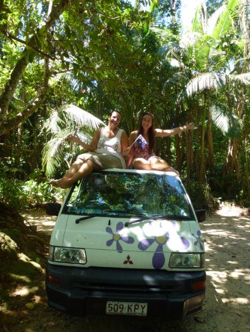 Bye Bye East Coast, Servus Hippie-Camper