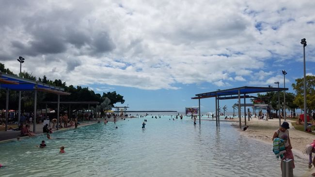 Cairns Stadtpool