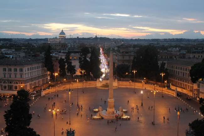 Rome - a place to be (deutsch)