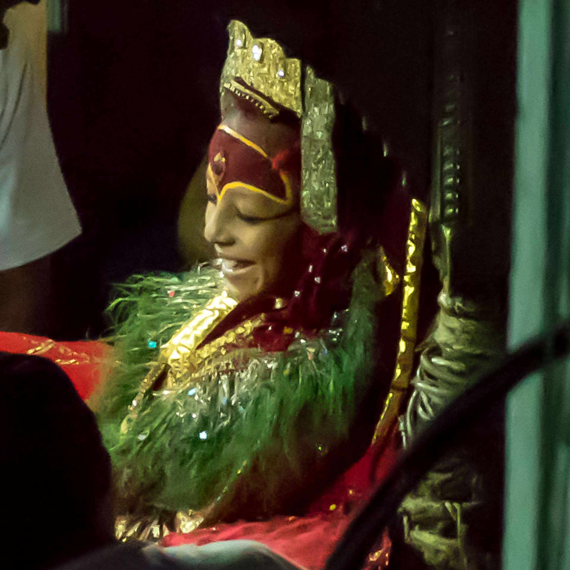 Kumari, die lebende Göttin