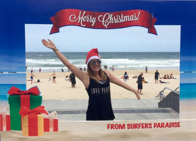 Christmas Time in Australia