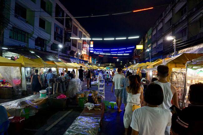 Krabi Nachtmarkt