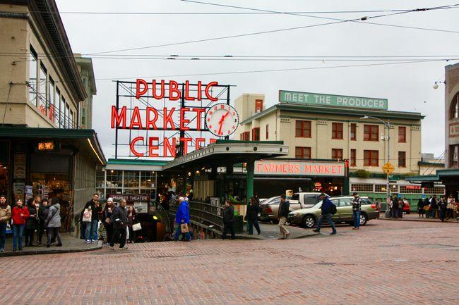 1. Tag - Public Market Seattle