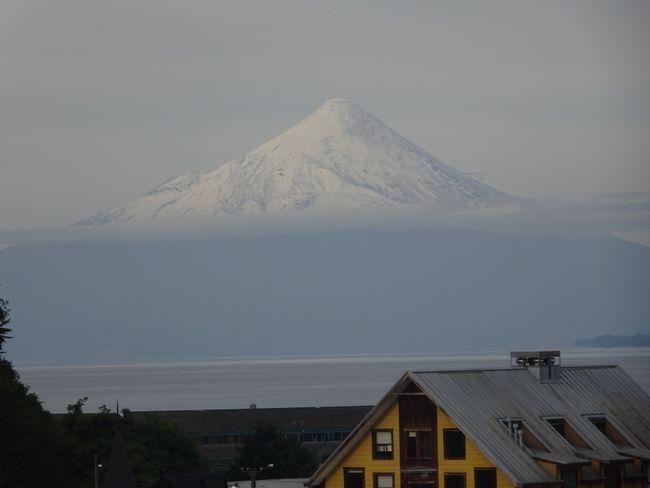 Der Osorno bei Puerto Varas