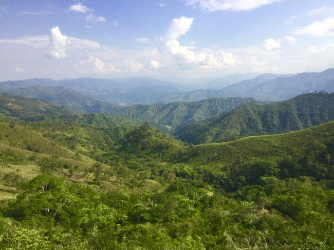 Die wenig bevölkerte Grenzregion zu Peru