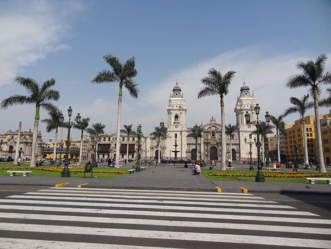 Historisches Zentrum Lima