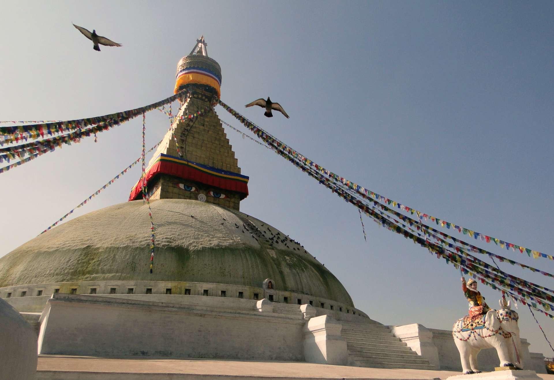 Boudhanath 2011