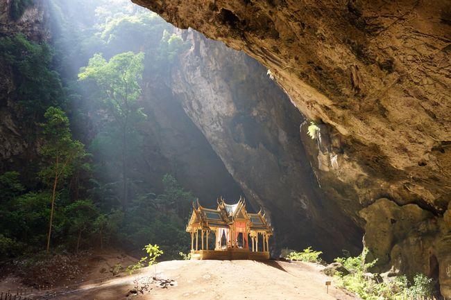 Phrase Nakhon Cave