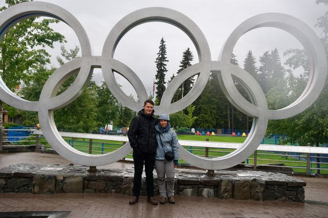 Olympia in Whistler
