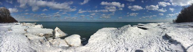 Milwaukee - Lake Michigan