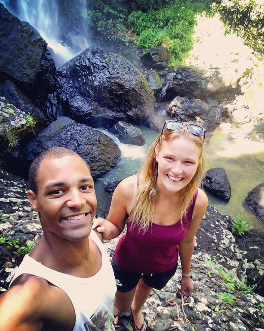 Krissi & Kenny Abroad