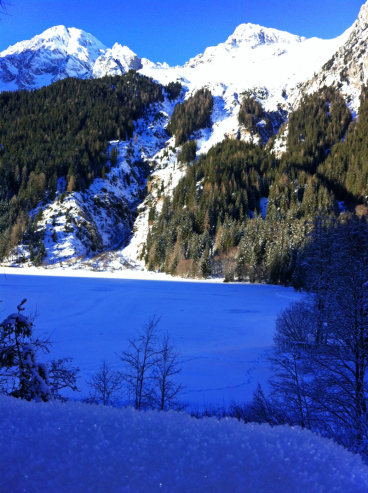 Antholzersee Winter - Antholzertal