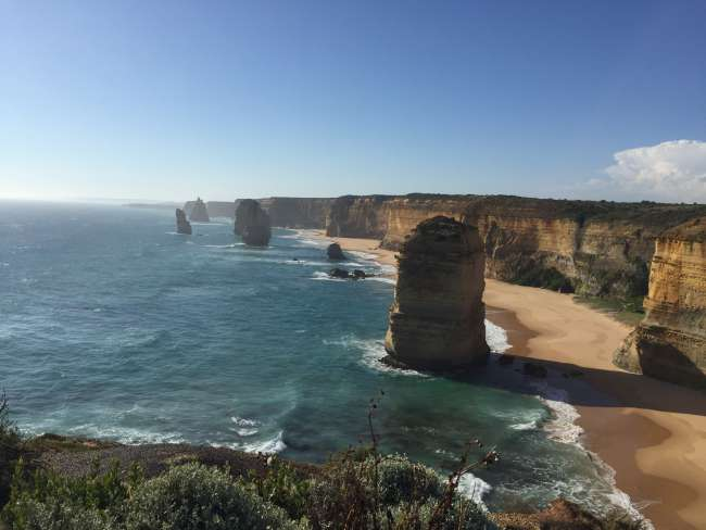 Great Ocean Route (Apollo Bay-Port Campbell)