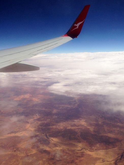 Absolutely impressive - The Australian Outback from above