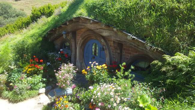 Welcome to magical Hobbiton