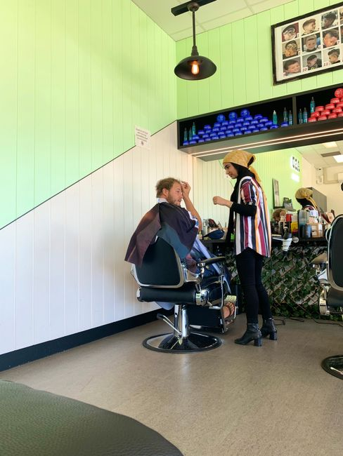 Coiffeur Fremantle