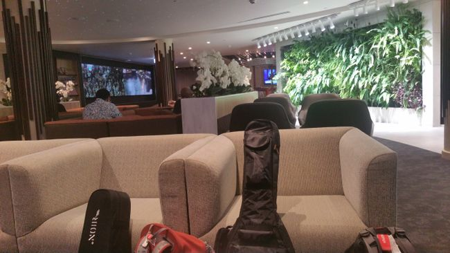 Fiji Airways Lounge
