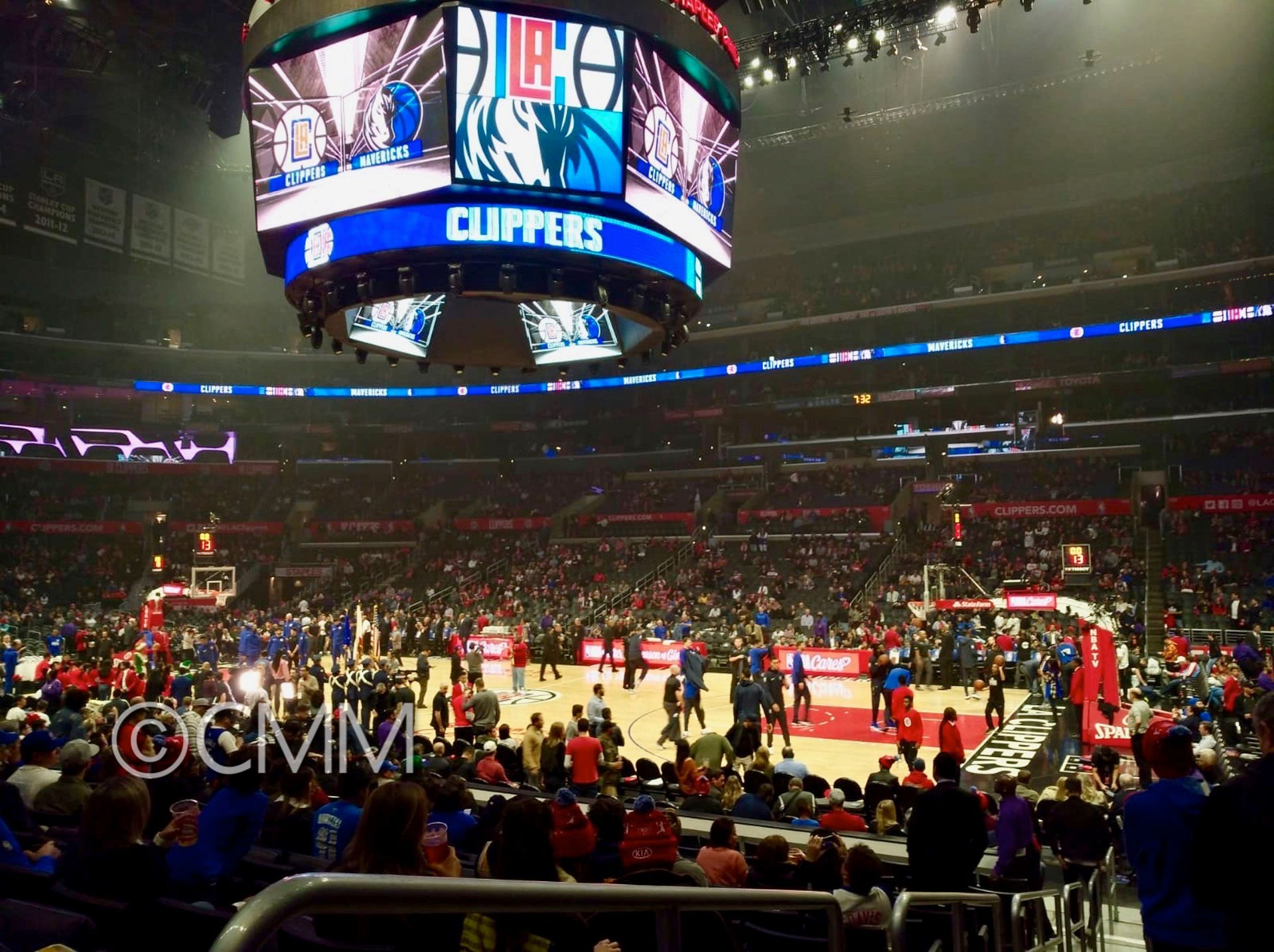 Let's go Clippers!