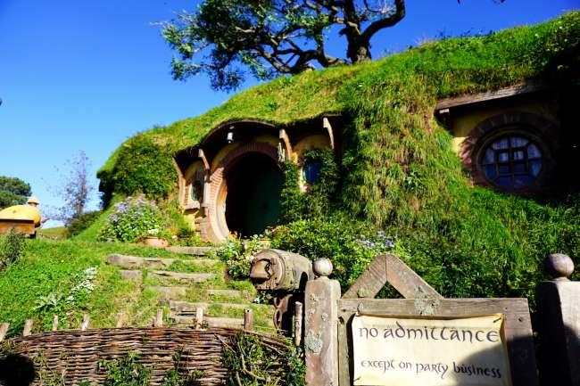 Bilbos Hobbithöhle