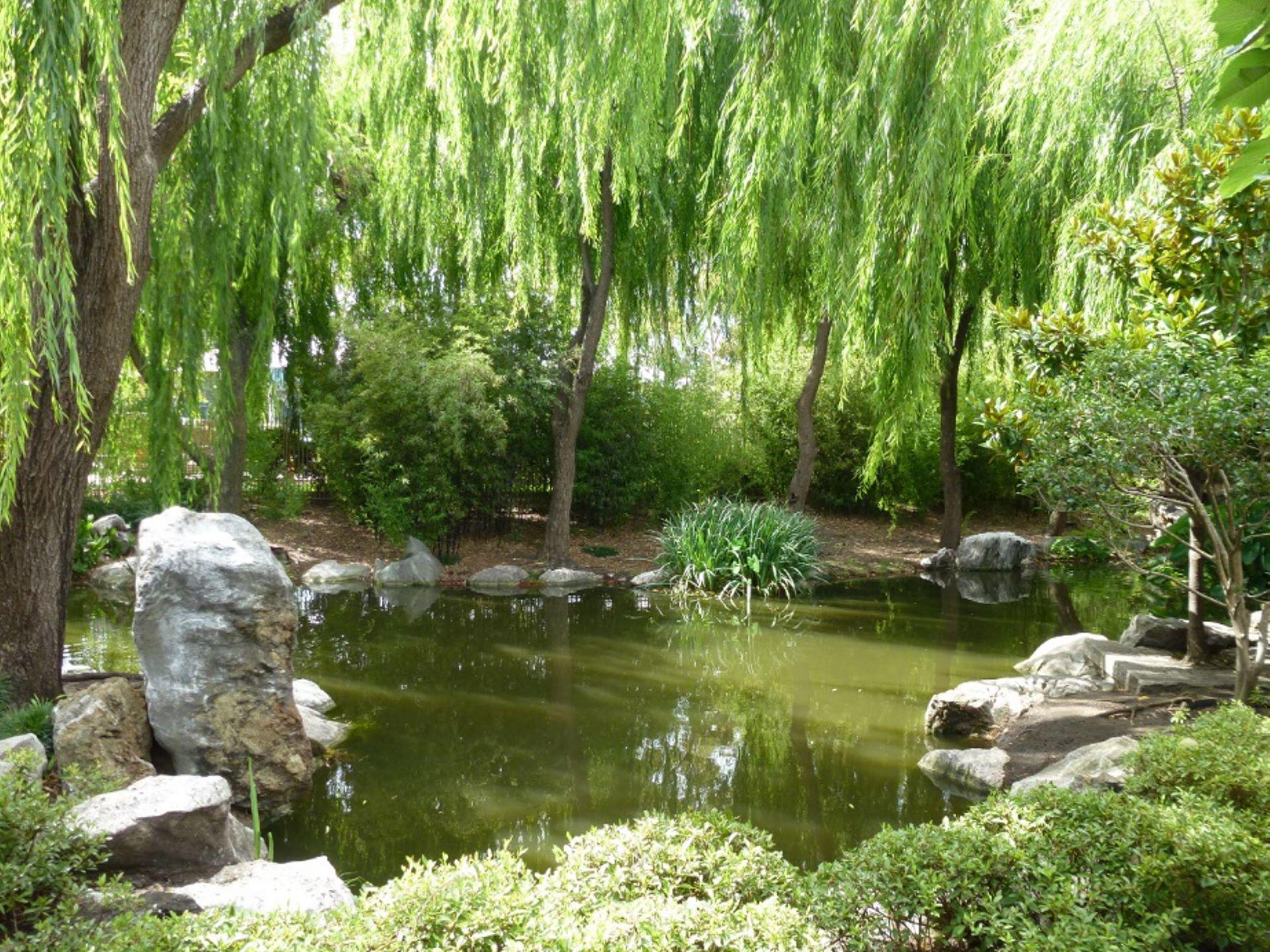 Inspirierend Chinesischer Garten Design