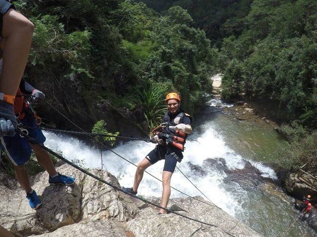 Day 164 Canyoning