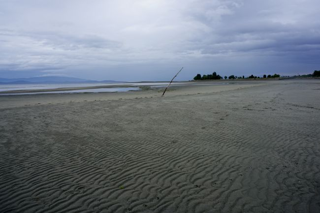 Strand in Parksville