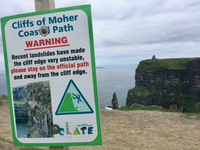 Irland // Tag 3 // Cliffs of Moher II