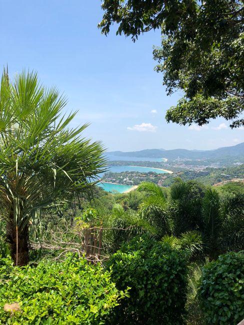 Aussichtspunkt im Süden von Phuket